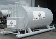 10,000L Double Skinned Diesel Storage Tank