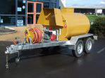 1850L Custom Spec Diesel Trailer Tank